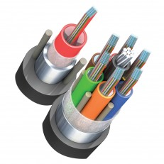 Optical Fiber Ribbon Tube Cable